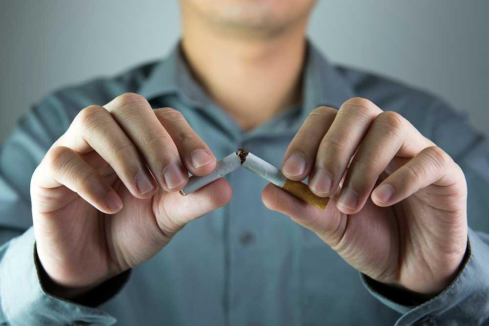SI USTED FUMA